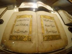 handwritten Quran