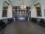 very elegant lobby