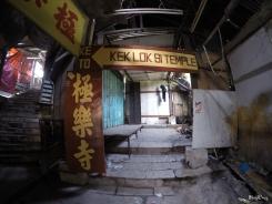this way to Kek Lok Si Temple!