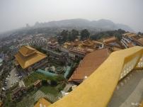 highest floor of the Pagoda