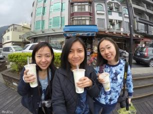 Milk Tea time!