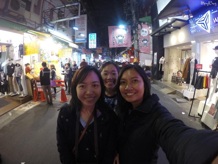 at Fengjia night market