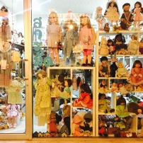 literally (and a bit creepy) doll house