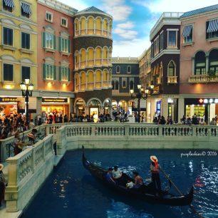 the Venetian!